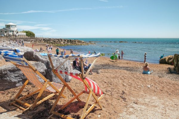 Bonchurch Beach
